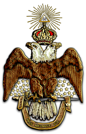 The double headed eagle